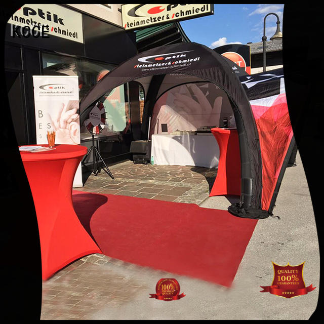 KCCE high quality inflatable tent for sale gazebo for party