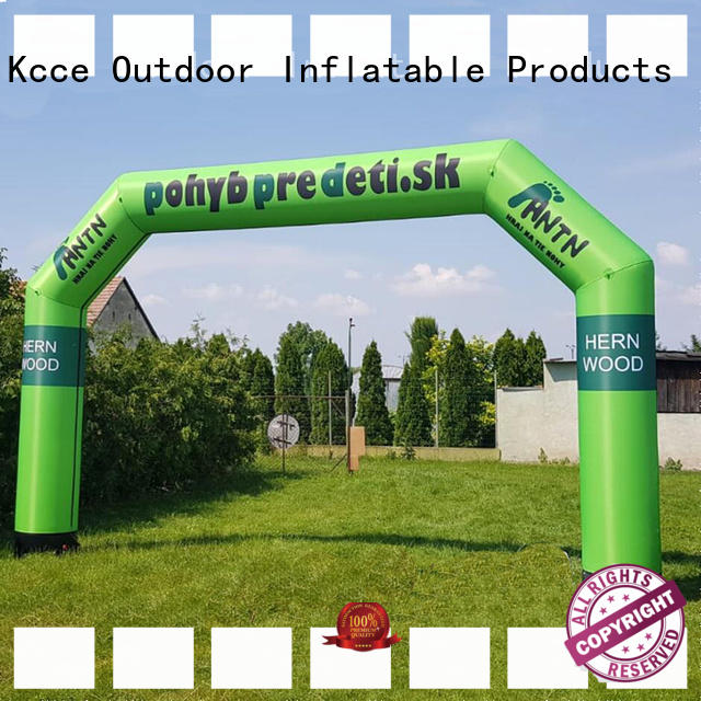 KCCE top inflate gate for busniess for marathon