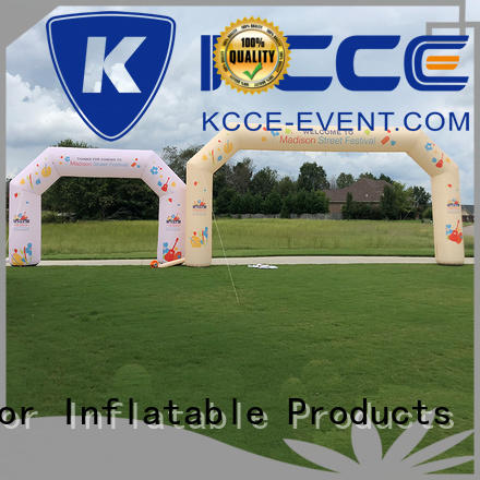 KCCE dacron inflate gate fast delivery for advertising