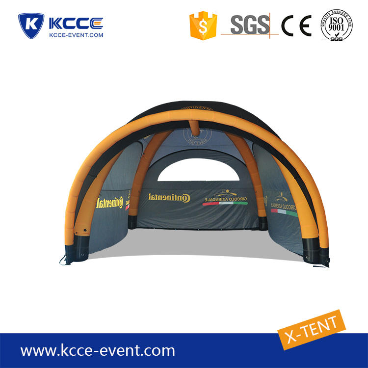 fabric inflatable camping tent gazebo for event-2