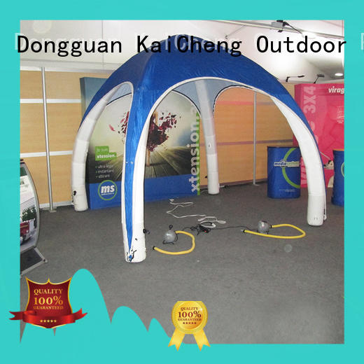 tent self inflating tent inflatable event KCCE