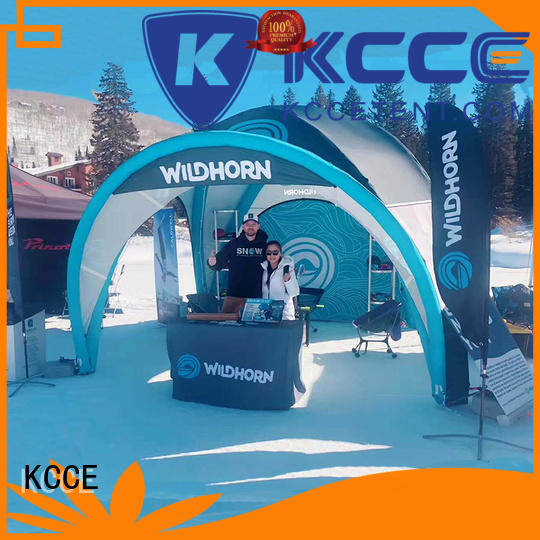 Inflatable XII tent manufacturer for advertising KCCE
