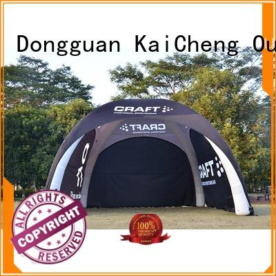 Inflatable X tent 5mX5m