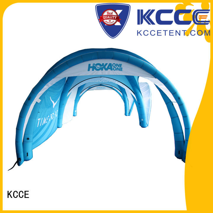 KCCE dacron inflatable marquee tent for advertising