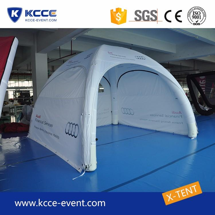 KCCE inflatable shelter supplier for trade show-1