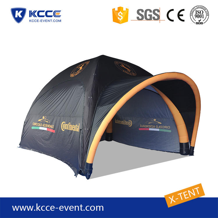 fabric inflatable camping tent gazebo for event-1