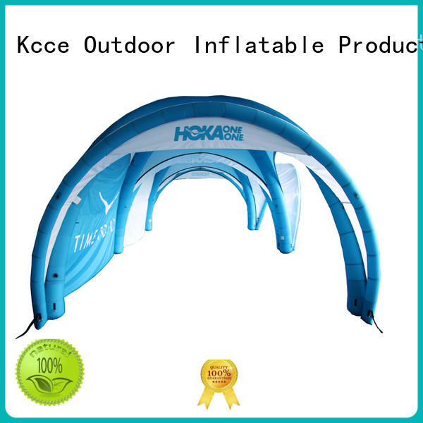 KCCE custom inflatable tailgate tent for busniess for advertising
