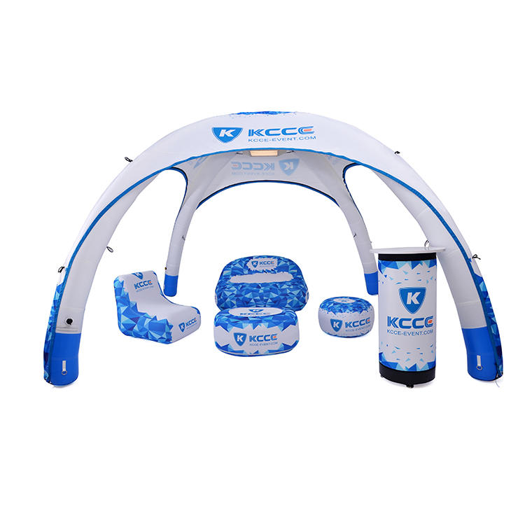 inflatable trade show display KCCE-2
