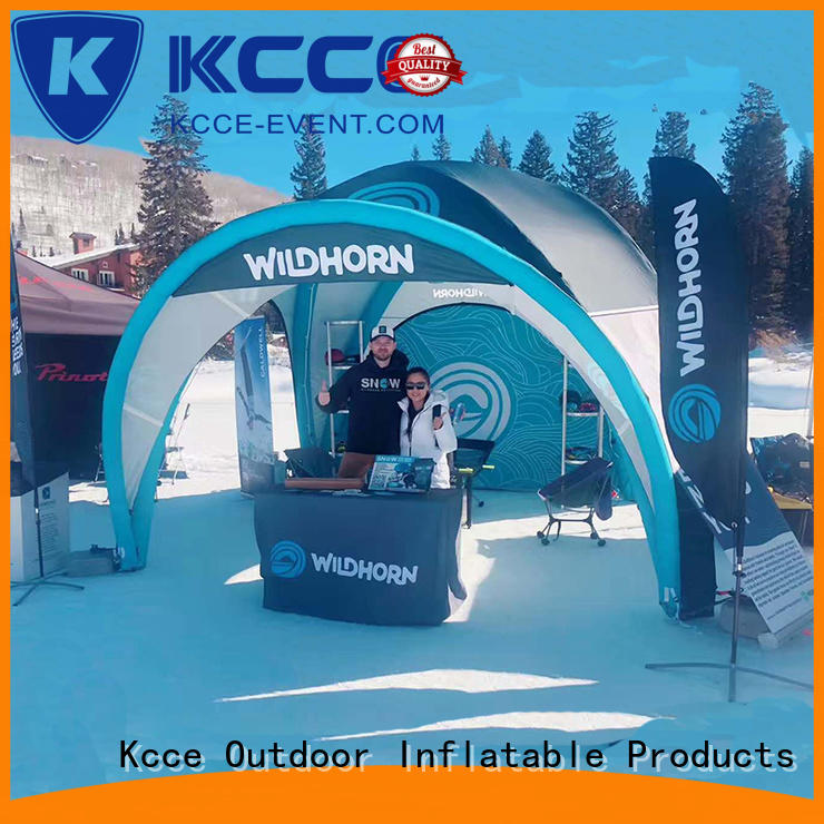 KCCE inflatable tents manufacturer for sale