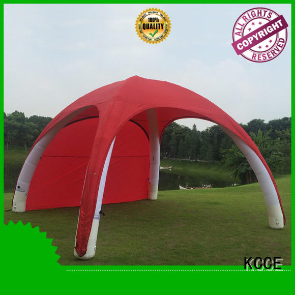 printed inflatable advertising tent supplier for trade show