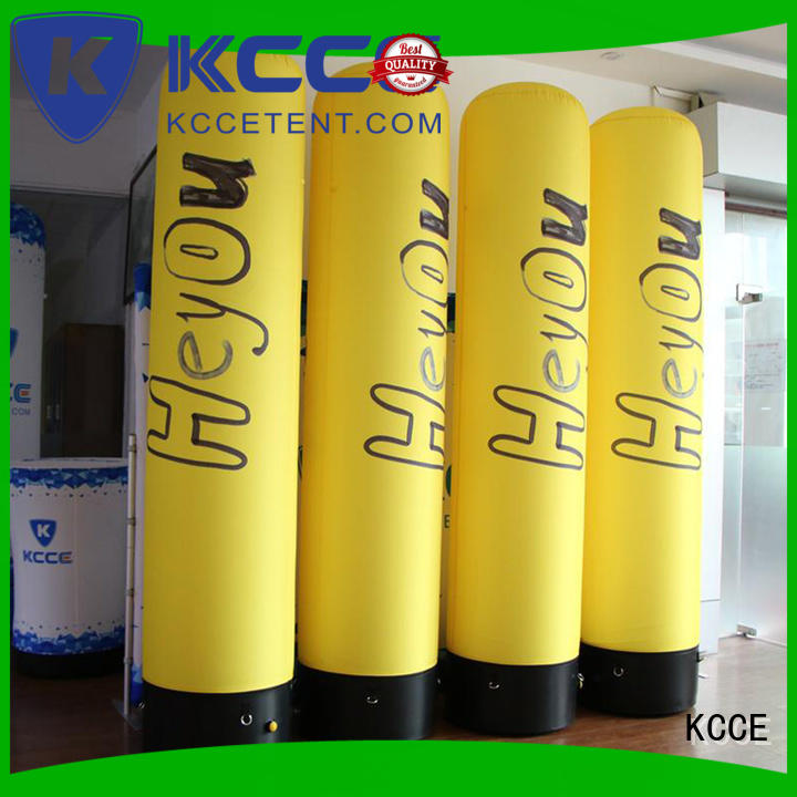 customized inflatable tube with anchoring rings for sale