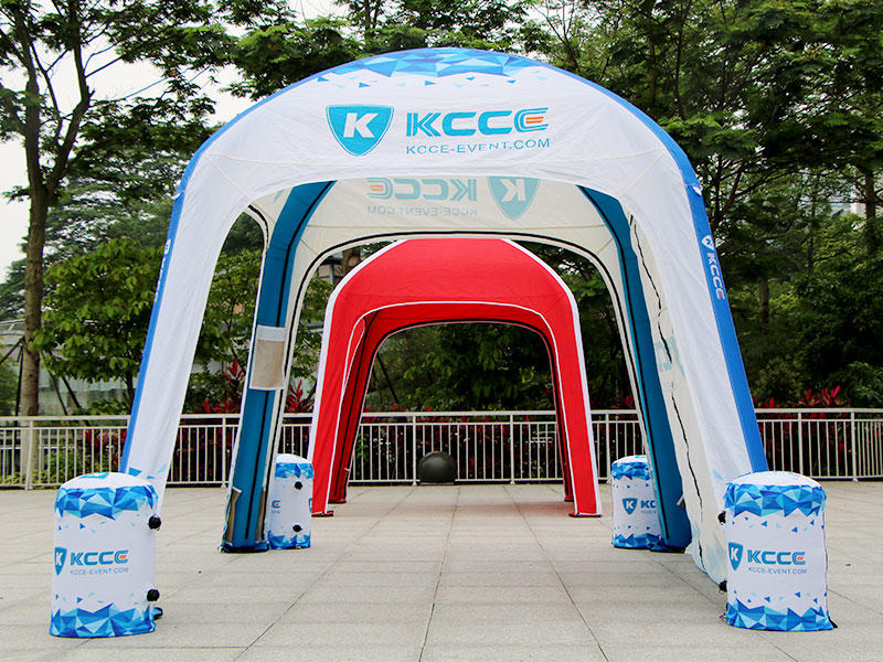 KCCE double layer inflatable event tent for busniess for trade show-2