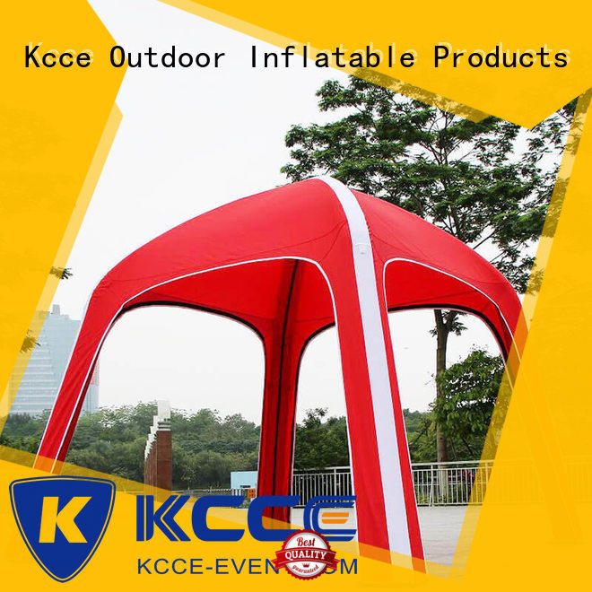 tent customized inflatable spider tent canopy KCCE company
