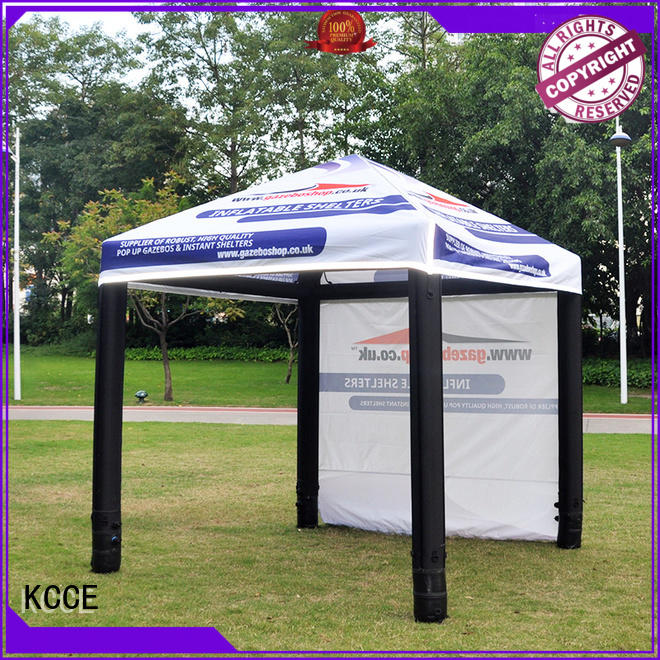 KCCE inflatable beach tent factory for sale