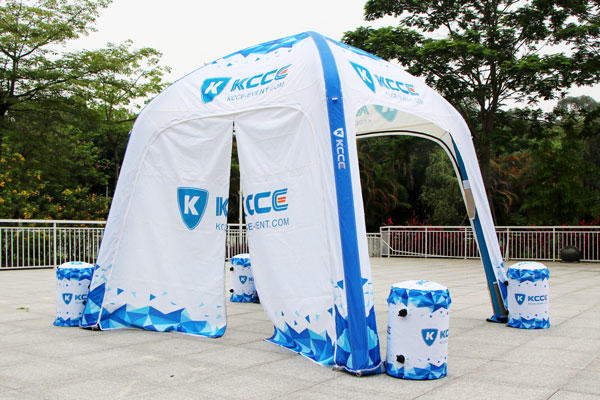 KCCE inflatable tents company for advertising