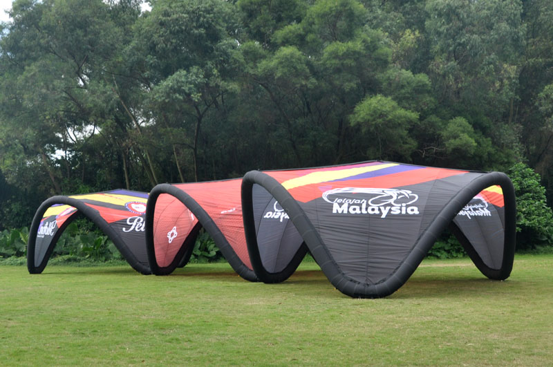 custom inflatable tents factory for advertising-8