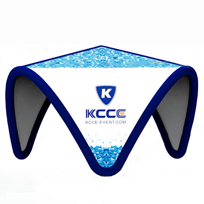 blow up display fast delivery for advertising KCCE-13