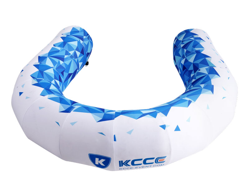 KCCE inflatable seat factory for event-1