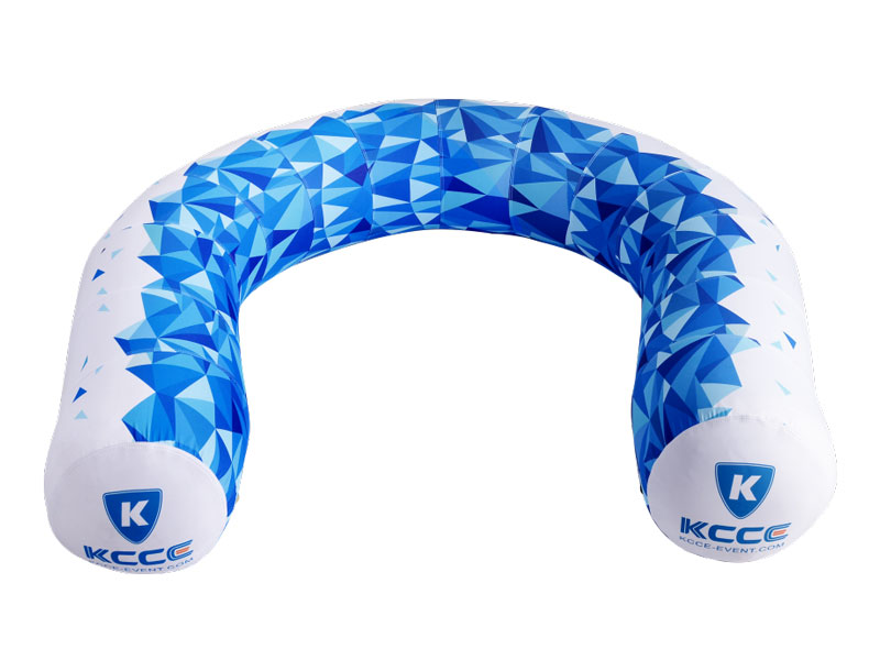 KCCE inflatable seat factory for event-2
