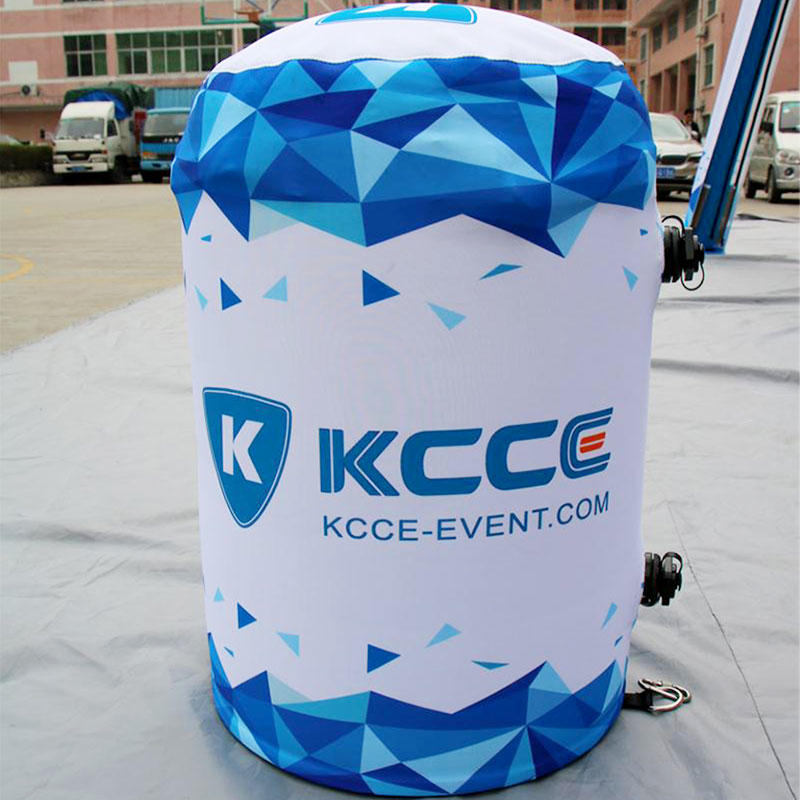 KCCE custom color printed air rolls supply for outdoor