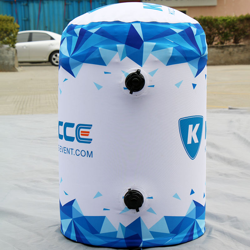 KCCE custom color printed air rolls supply for outdoor-2