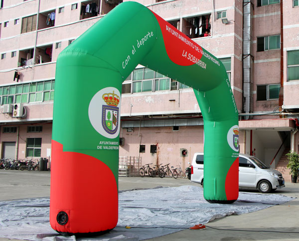 KCCE inflatable finish line factory for advertising-7