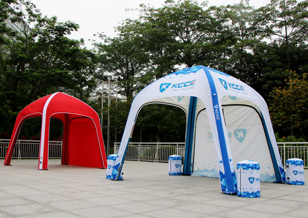 KCCE inflatable tents company for advertising-2
