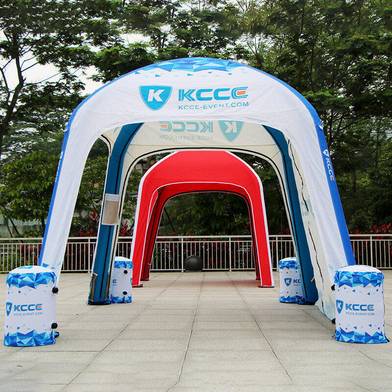 Custom color printed promotion outdoor folding canopy tent