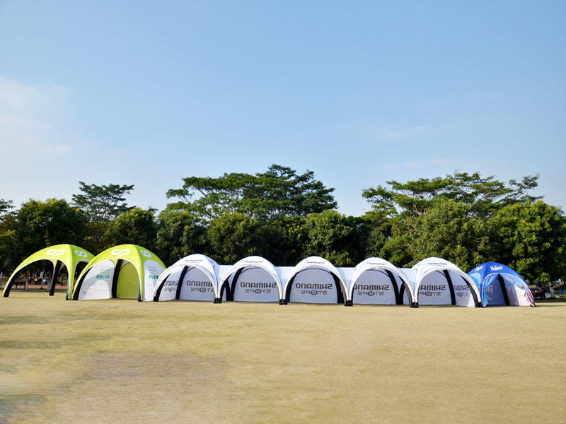 KCCE BIG OUTDOOR INFLATABLE TENT