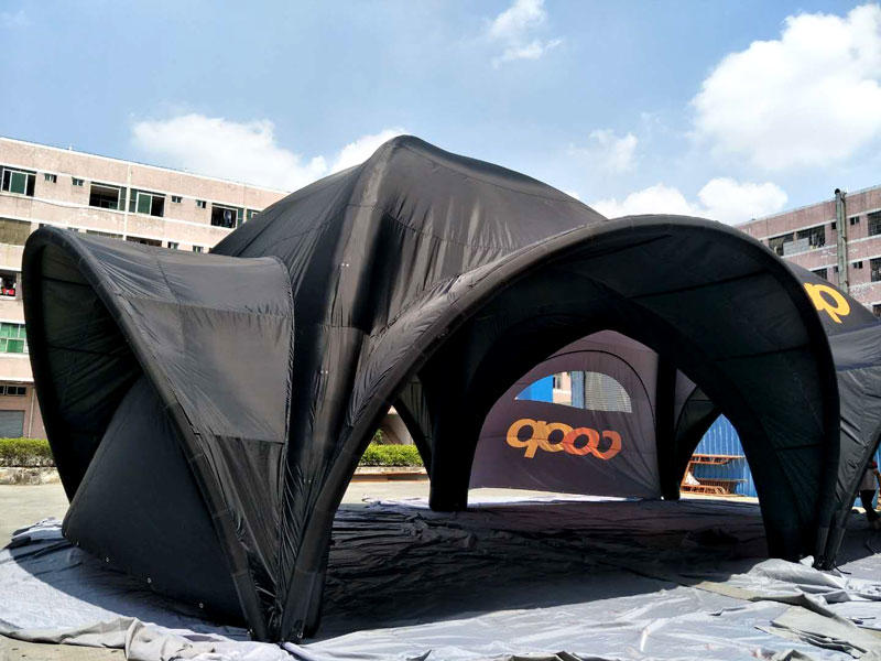 KCCE INFLATABLE RESCUE TENT