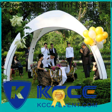 KCCE dome tent company for trade show