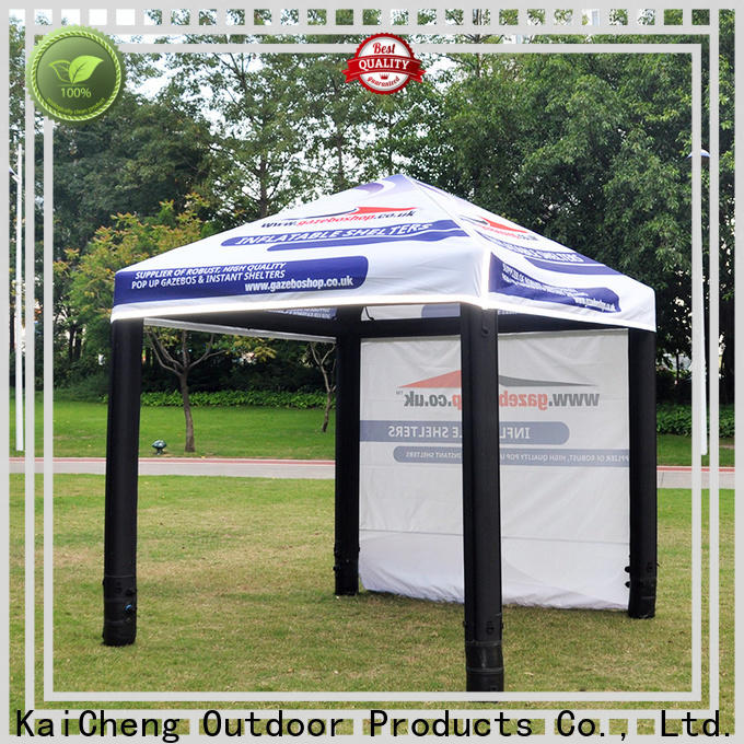 KCCE high quality inflatable camping shelter for busniess for sale