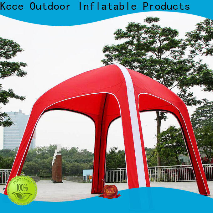 KCCE customized inflatable beach tent manufacturer for events