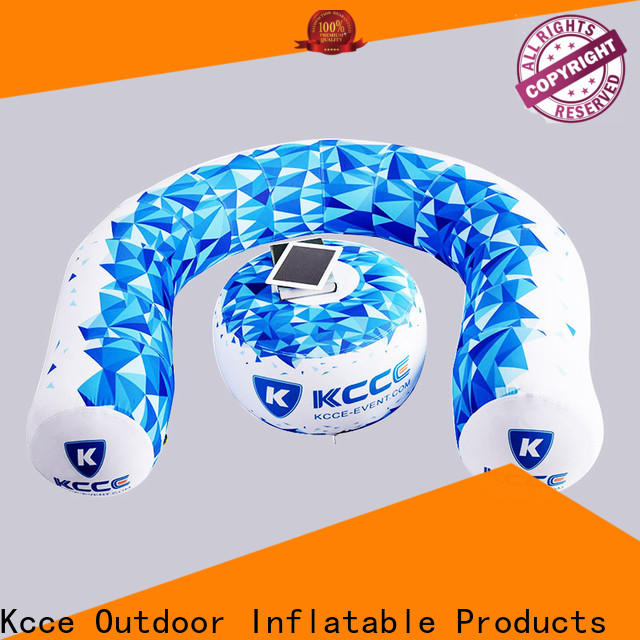 KCCE inflatable sofa supply for trade show