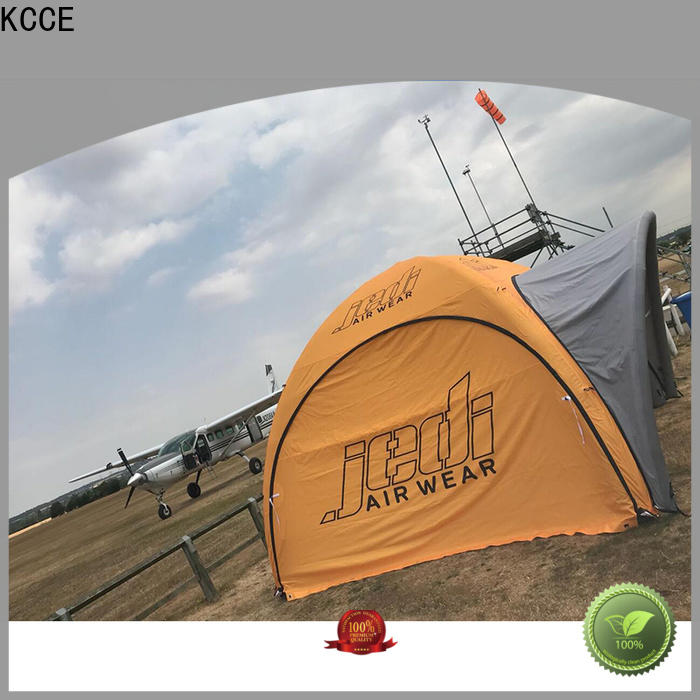 KCCE inflatable shelter canopy for advertising