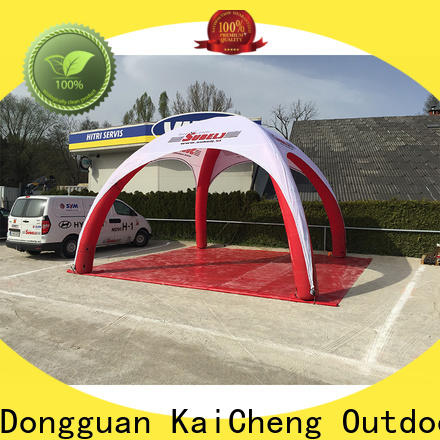 KCCE blow up tent gazebo for advertising
