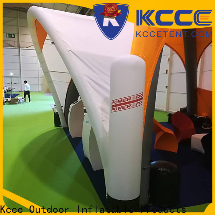 KCCE latest inflatable canopy factory for party
