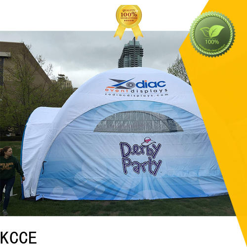 KCCE new canvas dome tent factory for advertising