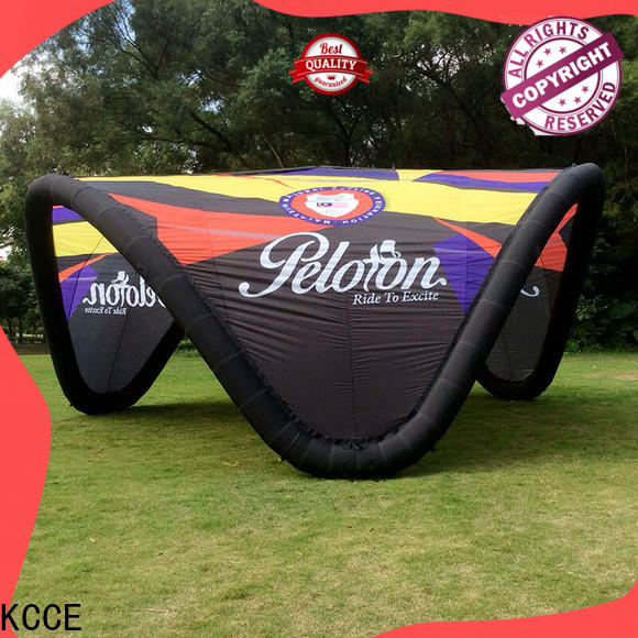 KCCE inflatable tents supplier for outdoor event