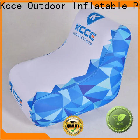 KCCE inflatable seat company for sport
