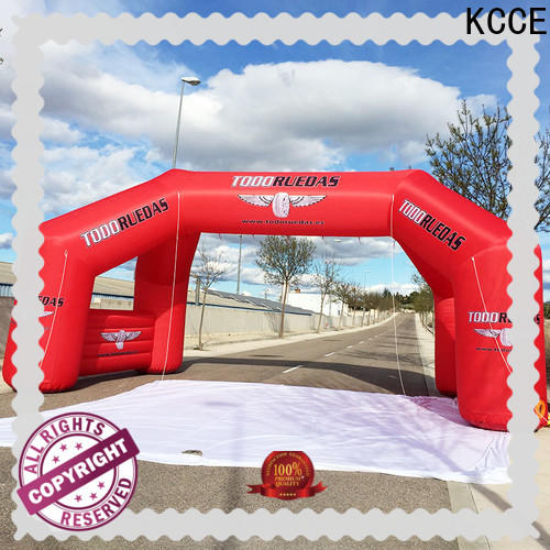 KCCE air tight inflate gate supply for marathon