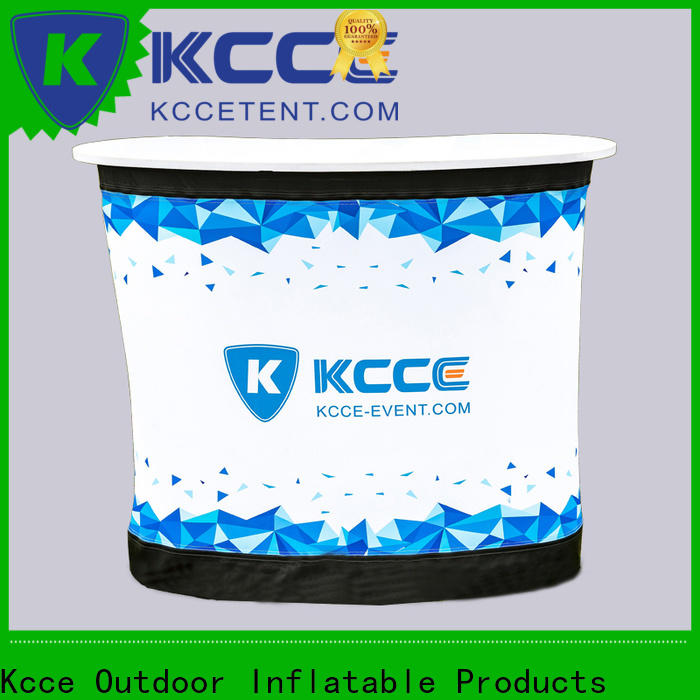 KCCE blow up furniture with led light inside for promotion
