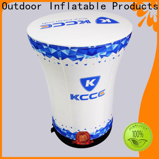 KCCE inflatable furniture factory for outdoor event