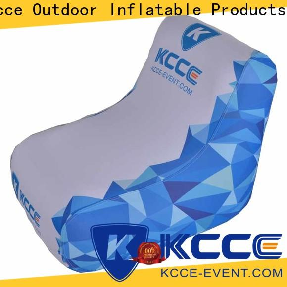KCCE inflatable chair for adults factory for meeting