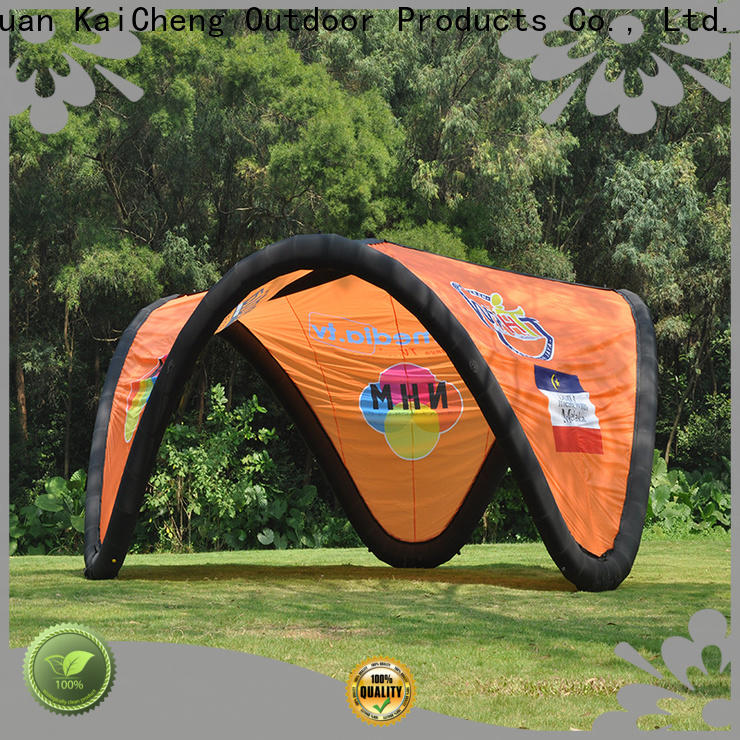 KCCE new blow up display supply for event