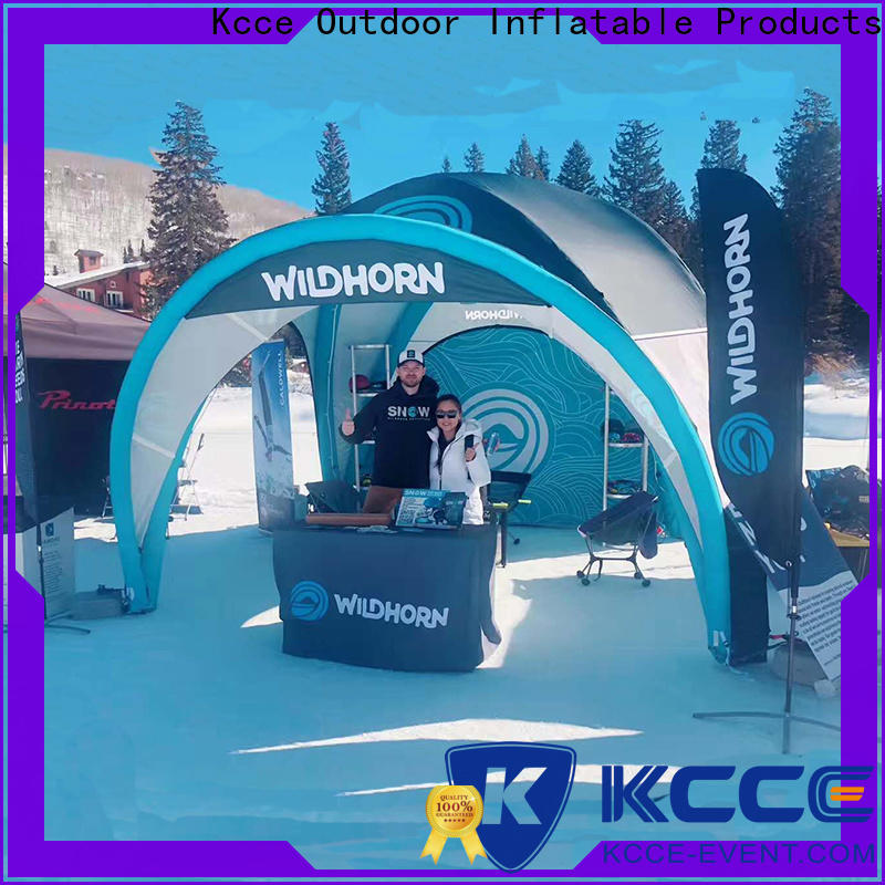 dacron Inflatable XII tent supply for advertising