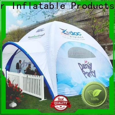 KCCE latest inflatable tailgate tent for busniess