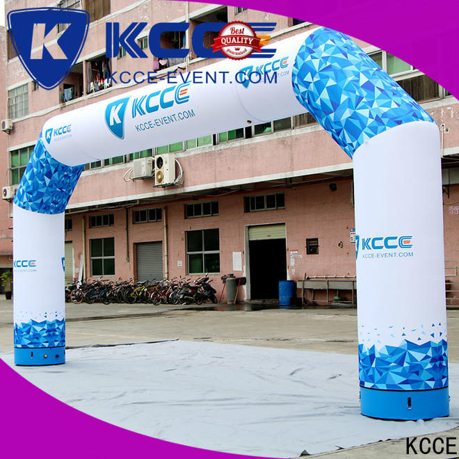 KCCE start finish line factory for advertising