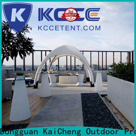 KCCE latest inflatable tents manufacturer for outdoor