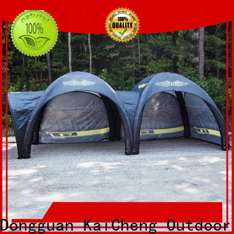 KCCE printed blow up tent supply for advertising